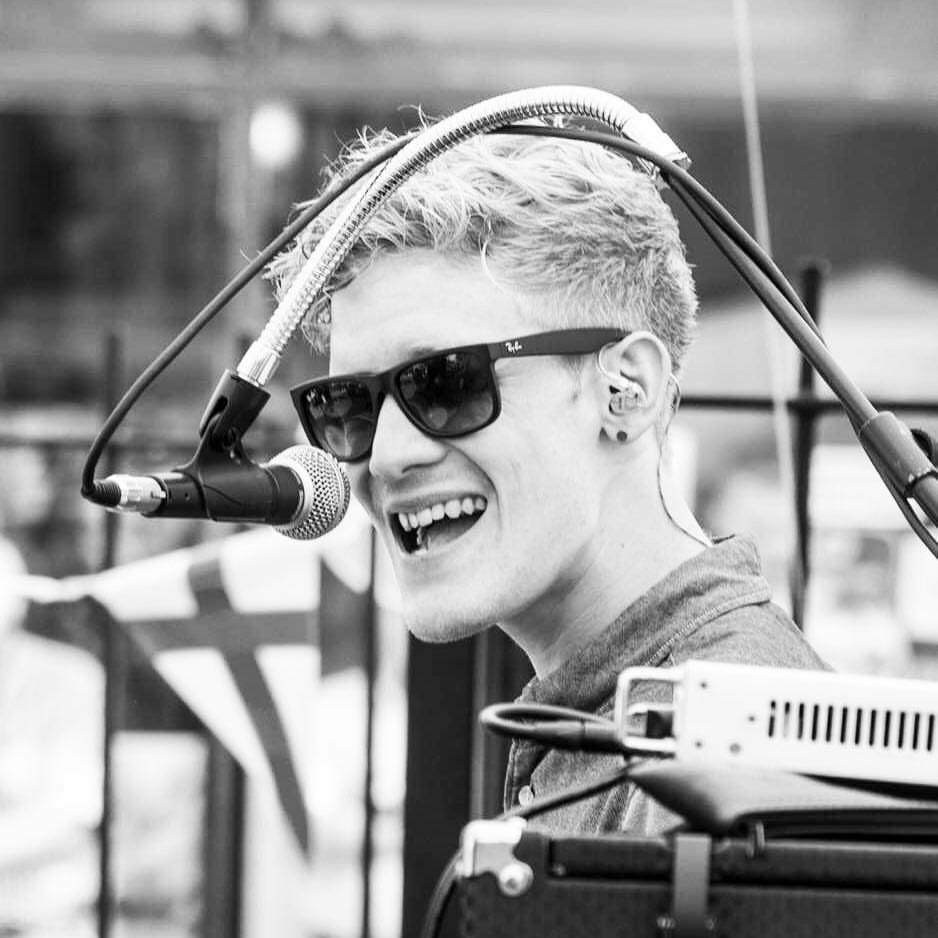 Kevin Halley Drummer