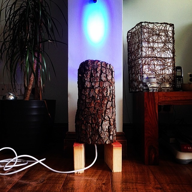 Log Lamp Stage 3