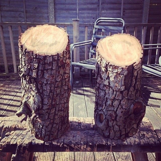 Log Lamp Stage 1