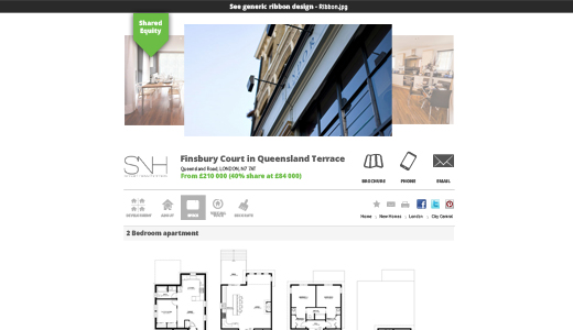 Smart Property Site Design