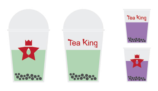 Tea King Cup Design