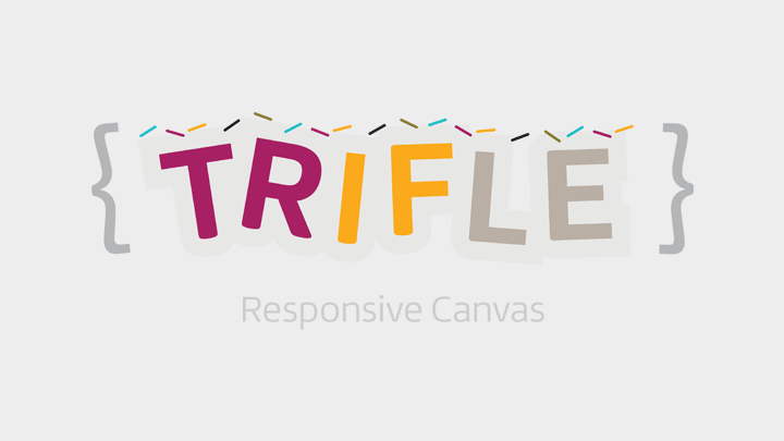 Trifle Responsive Canvas Logo