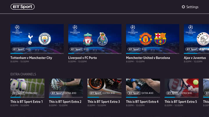 bt sport app for pc